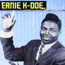 Ernie K-Doe - Mother-In-Law - Time Warp Song of the Day- 12/2/16