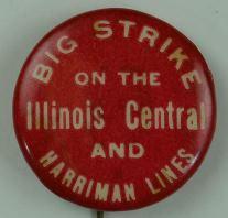 MSM 491 Harry Marsalis - The McComb Railroad Strike of 1911