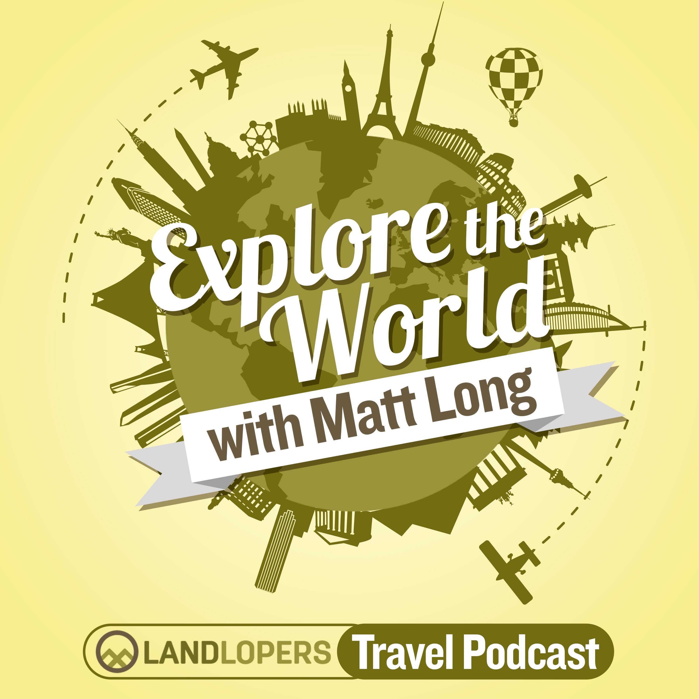 Explore The World Travel Podcast show art