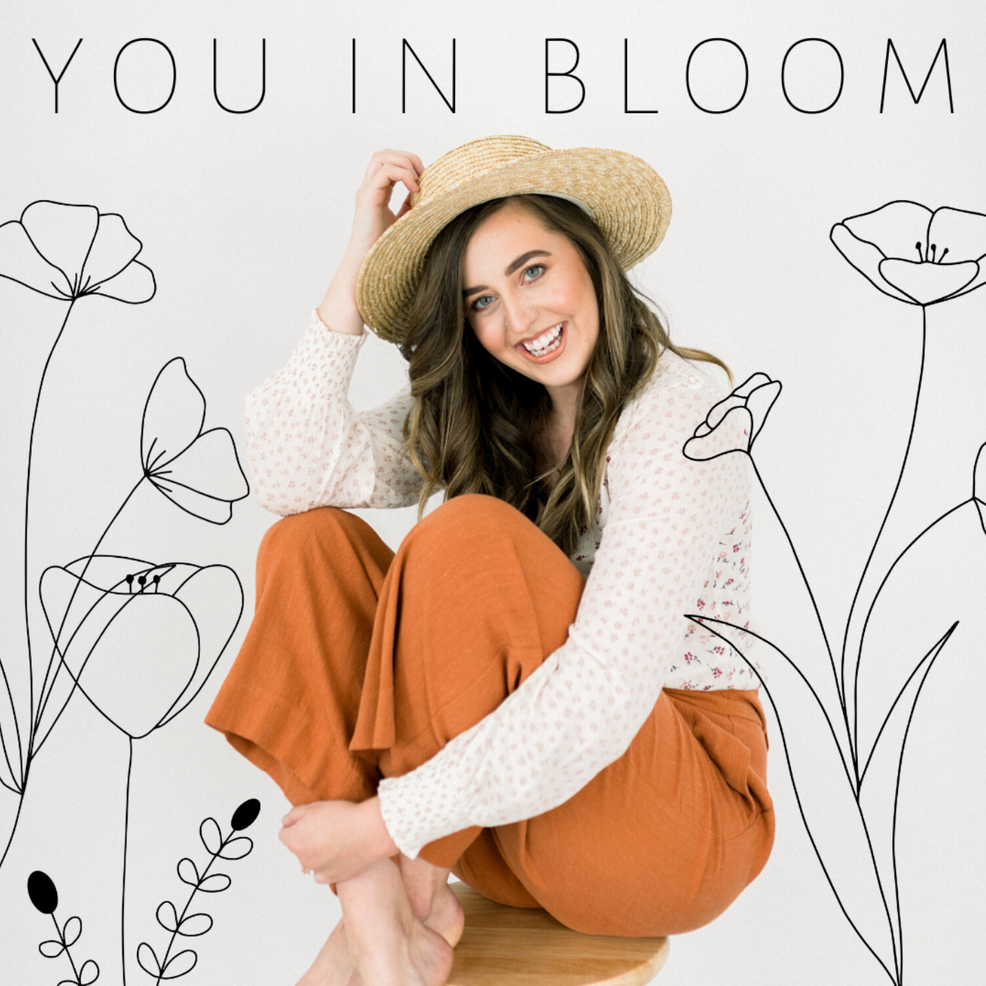You In Bloom show art