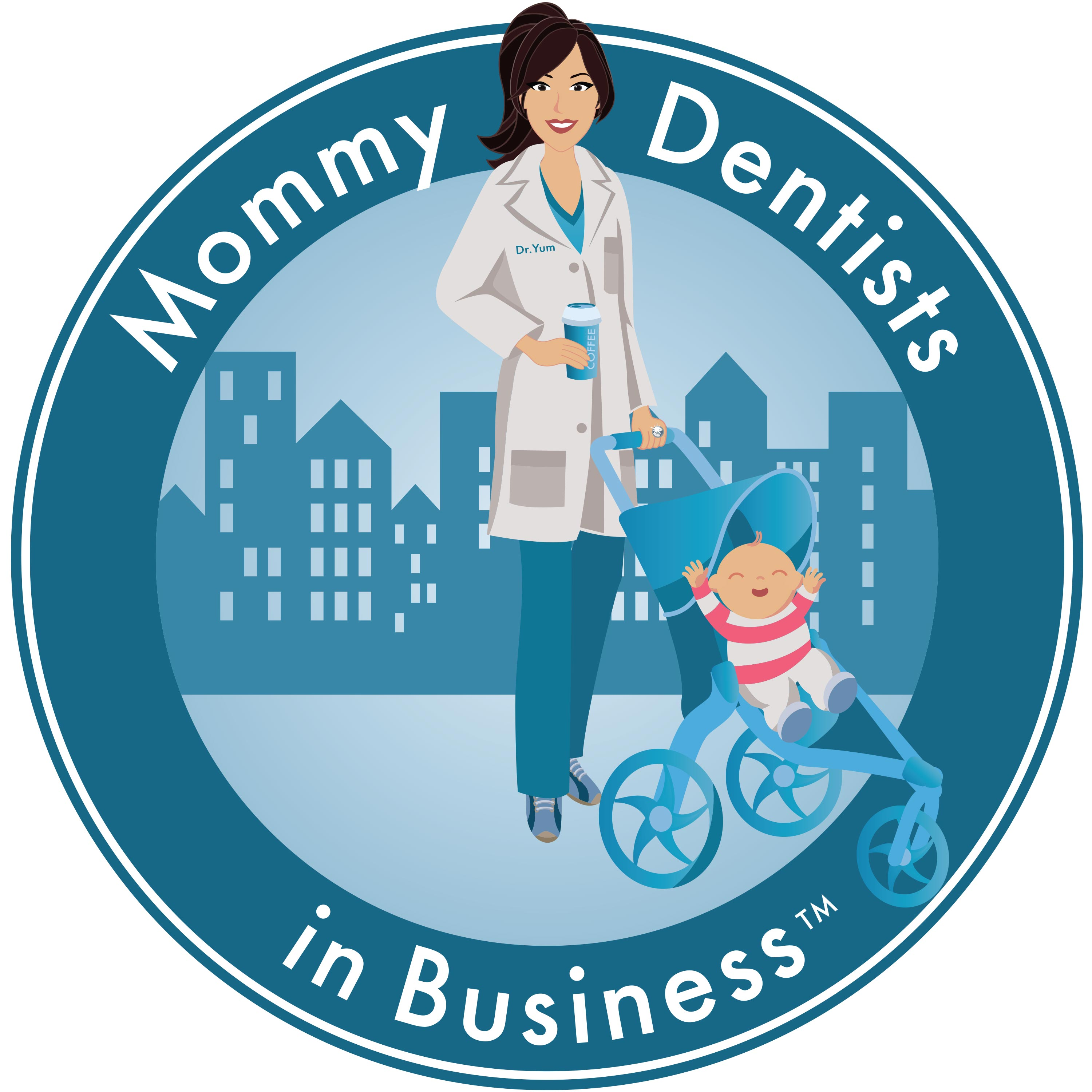 Mommy Dentists In Business show art