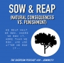 Artwork for Reaping & Sowing AND Natural Consequences vs. Punishment- #34