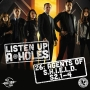 Artwork for Listen Up A-Holes #26: Agents of S.H.I.E.L.D. (S2.1-4)