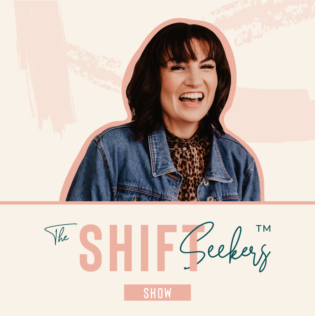 The SHIFT Seekers™ Show show art