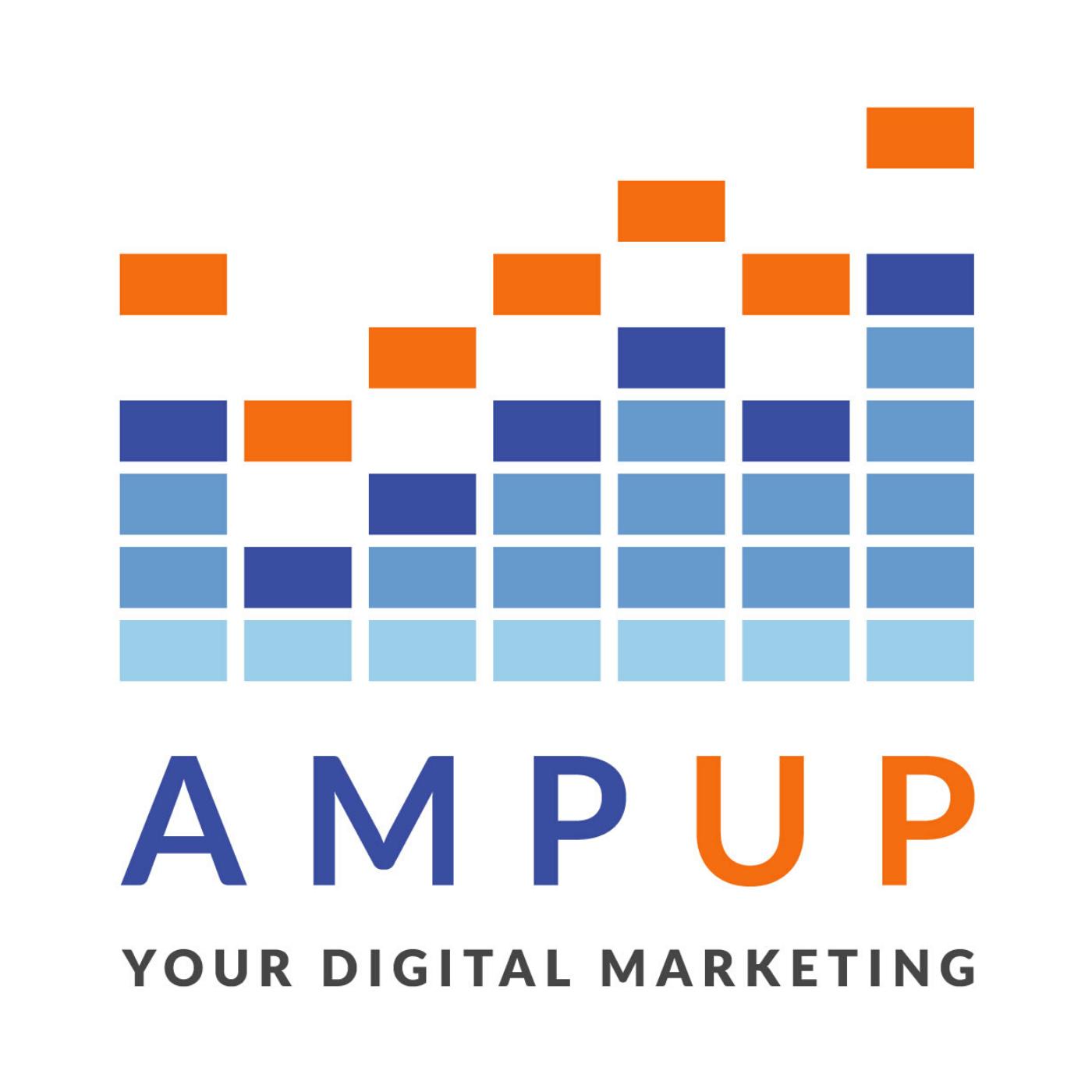 AMP UP Your Digital Marketing show art