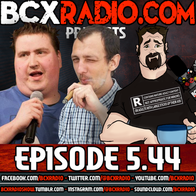 BCXradio 5.44 - 3 Card STUD!