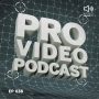 Artwork for Pro Video Podcast 38: Mocha, Boris FX, Tracking, Compositing, VFX, GPU Acceleration with Martin Brennand
