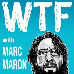 WTF with Marc Maron Podcast: Episode 976 - Maggie Gyllenhaal