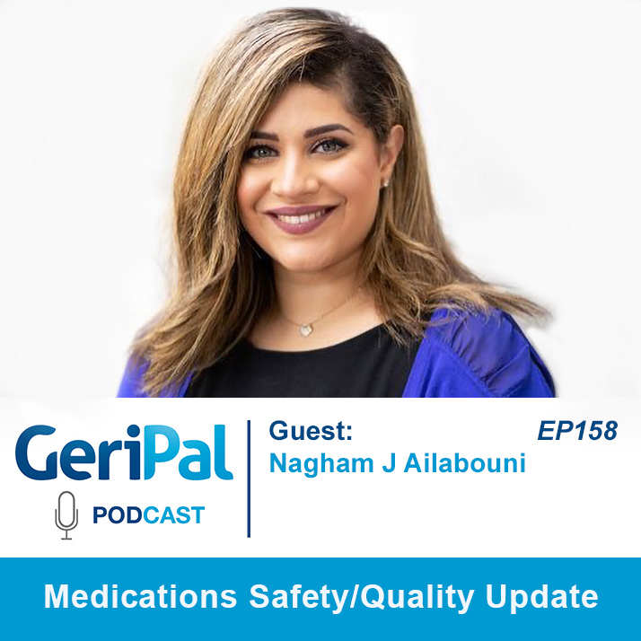 Medications Safety/Quality Update: Podcast with Nagham Ailabouni
