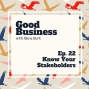 Artwork for Know Your Stakeholders | GB22