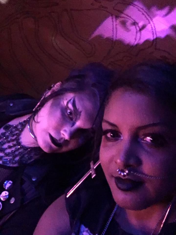 Cemetery Confessions: A Goth Talk Podcast (Podcast)