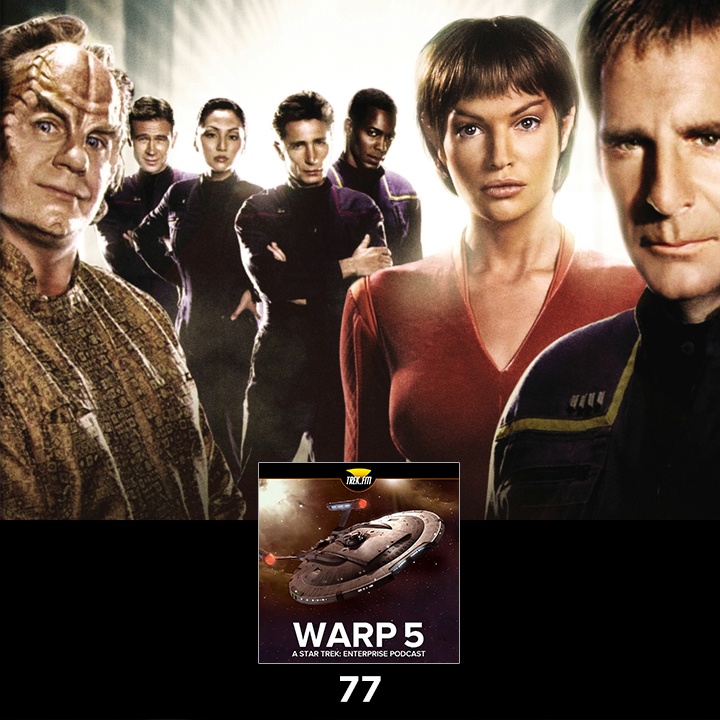 Warp Five 77: Singing the Gritty Xindi BLUs