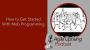 Artwork for How to Get Started with Mob Programming