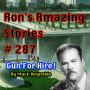 Artwork for RAS #287 - Gun For Hire