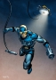 Artwork for Comics on Infinite Earths-Blue Beetle (Ted Kord) and 70's Manhunter