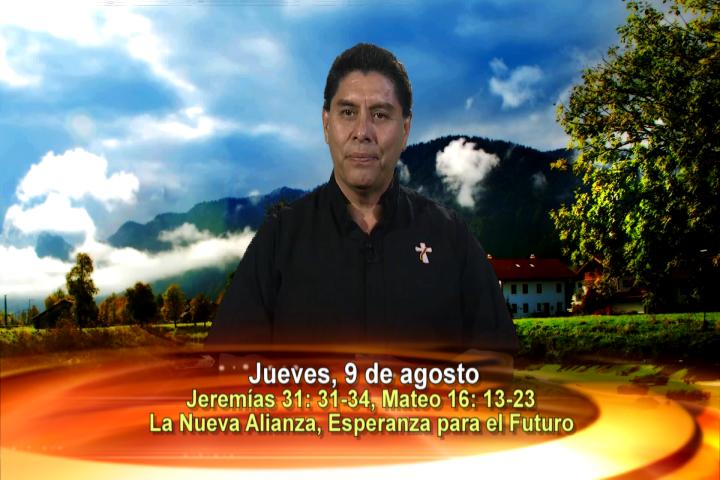 """Artwork for Dios te Habla con Dn. Alfredo Vargas;  Tema el hoy: """"La Nueva Alianza, Esperanza para el futuro""""."""