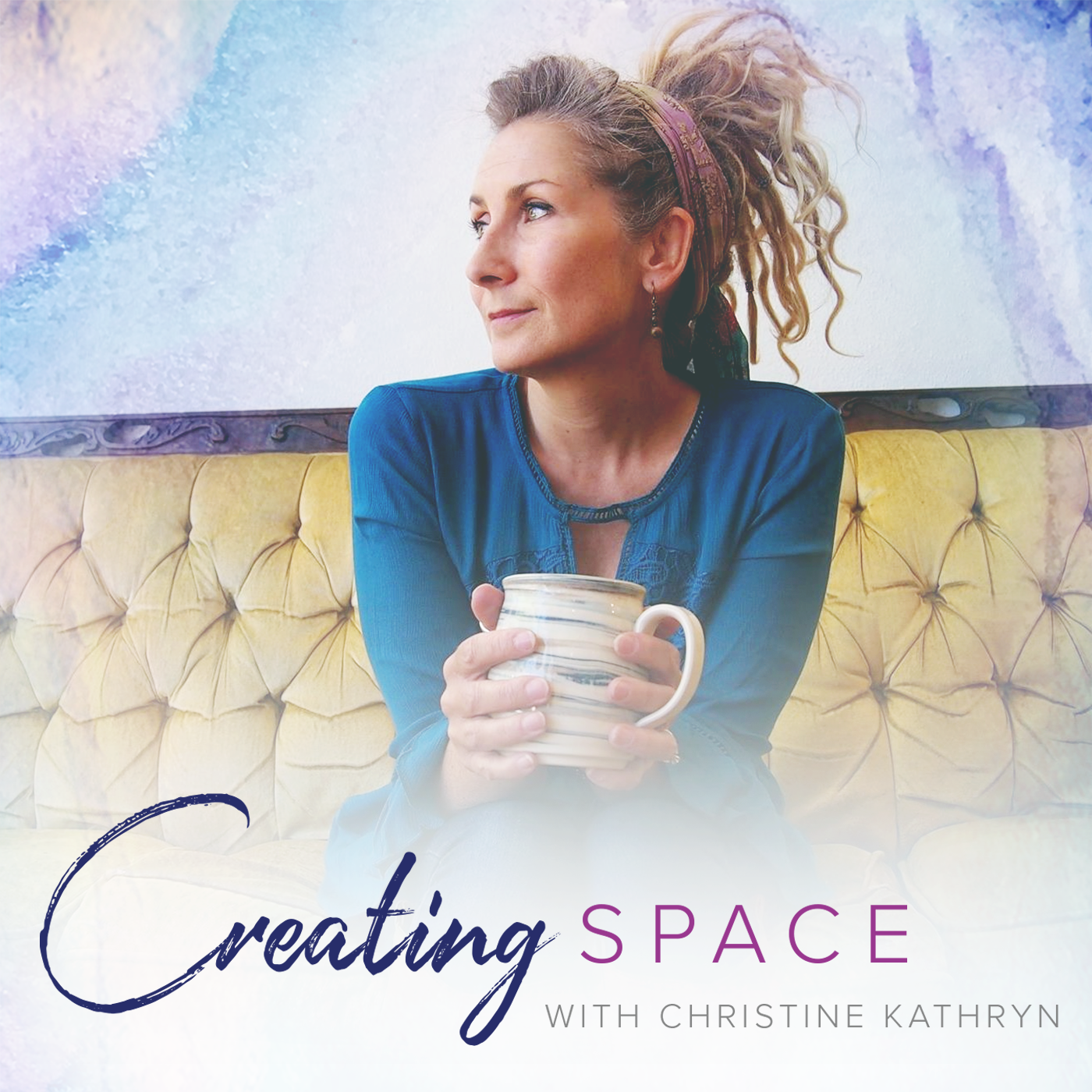 "Artwork for EP59: Musings on ""Making Space: Creating A Home Meditation Practice"