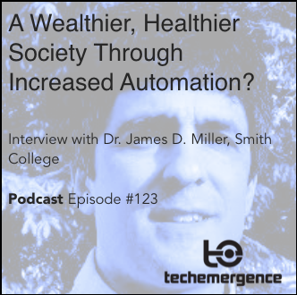 A Wealthier, Healthier Society through Increased Automation?