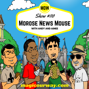 Morose News Mouse (Disney Bad News) - MOW #110