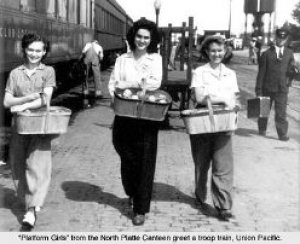 MSM 469 Women & Trains during WWII