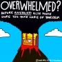 Artwork for Overwhelmed