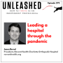 Artwork for 273. Jason Bernd on leading a hospital through the coronavirus pandemic