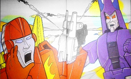 When the Music Stops: Decepticons at the Pole
