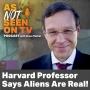 Artwork for JUST IN: Harvard Professor Avi Loeb says ALIENS ARE REAL!