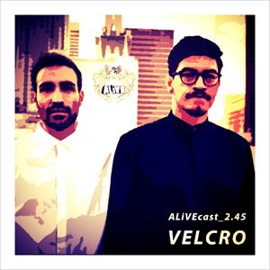 ALiVEcast_2.45 - VELCRO