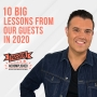 Artwork for 10 big lessons from our guests in 2020