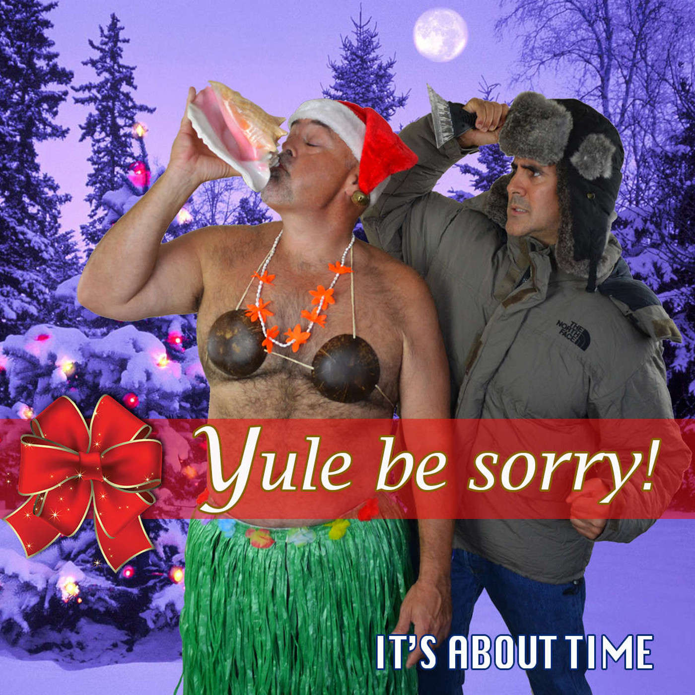 S01E07-Yule Be Sorry - Christmas vacation at the time travel agency