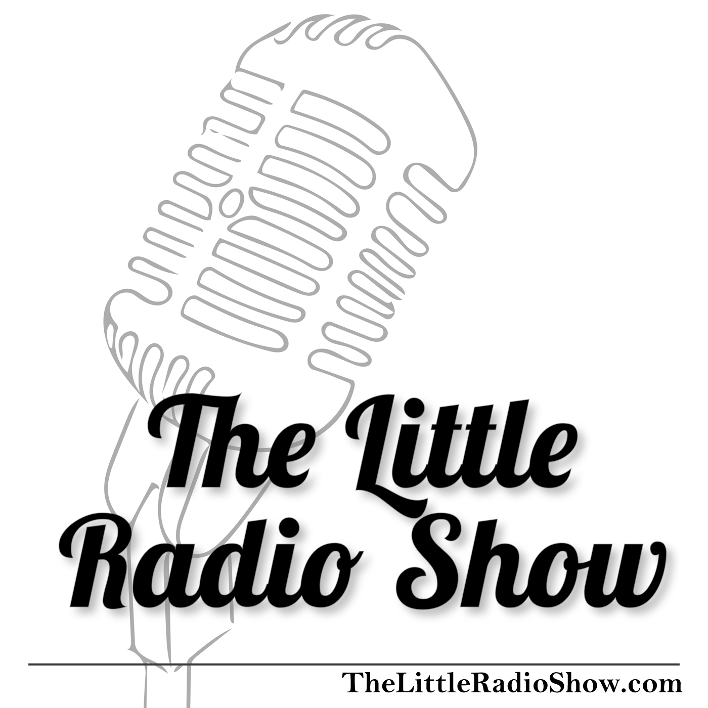 The Little Radio Show show art