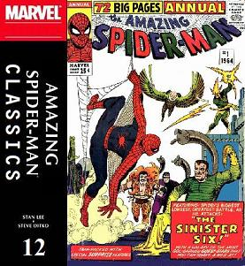 012 ASM Classics - Amazing Spider-Man Annual 1