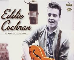 Eddie Cochran - Cut Across Shorty - Time Warp Song of the Day 5/27/16