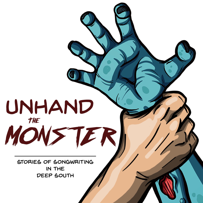 Unhand the Monster show art