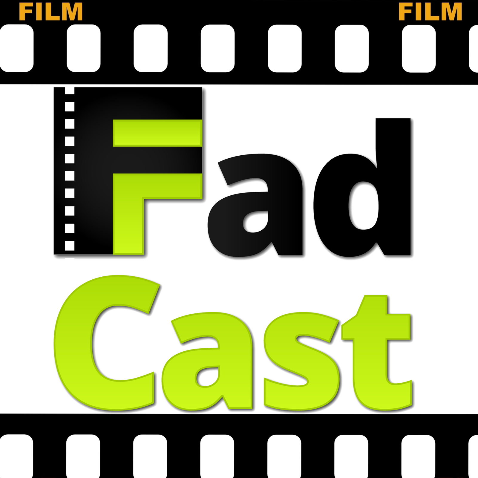FadCast | Podcast About Film Fads Movies and Pop Culture show art