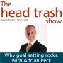 Artwork for Why goal setting rocks, with Adrian Peck