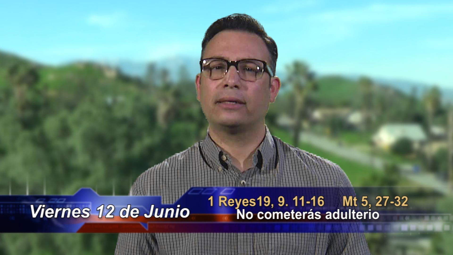 Artwork for Dios te Habla con Elder Samaniego; Tema de hoy:  : No cometerás adulterio