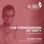 Artwork for 'THE PHENOMENON OF UNITY' - A sermon by Carlton D. Pearson (Contemporary Service)