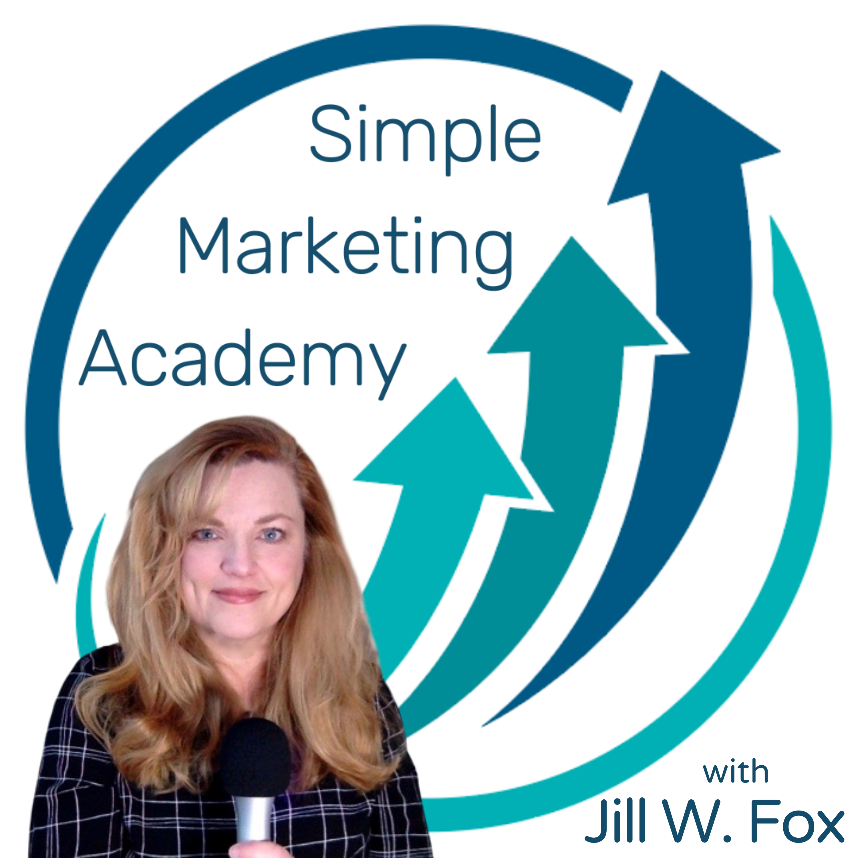 Simple Marketing Academy show art