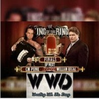 Artwork for Episode 125 - William Regal vs. CM Punk - Finals of the 2008 King of the Ring tournament - April 21st, 2008 - WWE Monday Night Raw
