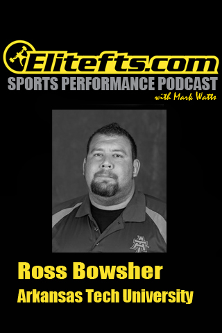 Elitefts SPP: Ross Bowsher Interview