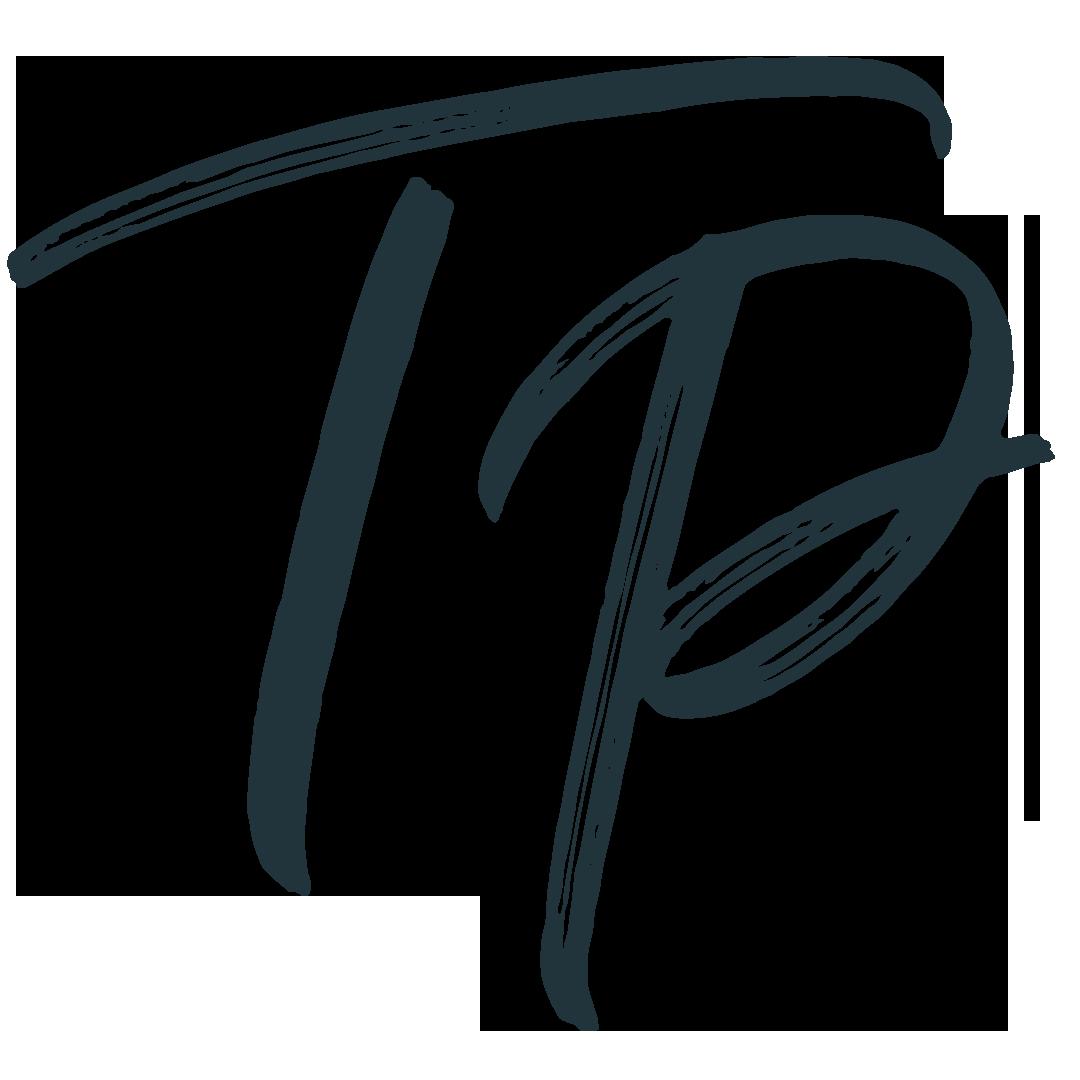 Tammy P Logo