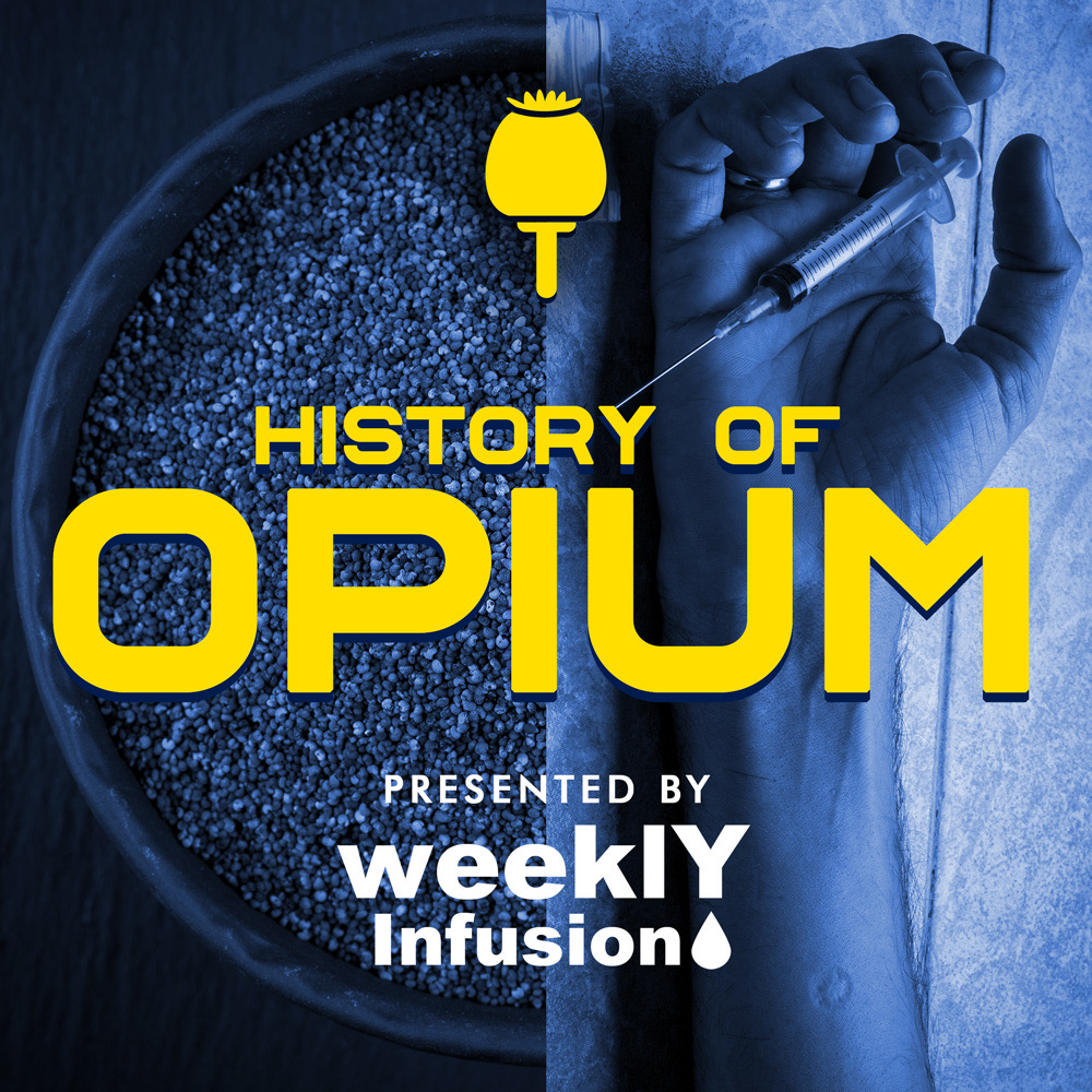 Artwork for In the Beginning: A History Of Opium EP1