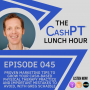 Artwork for EP 045: Proven Marketing Tips To Grow Your Cash-Based Physical Therapy Practice and Important Mistakes to Avoid, with Greg Schaible