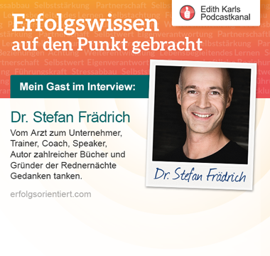 086 - Im Gespräch mit Dr. Stefan Frädrich
