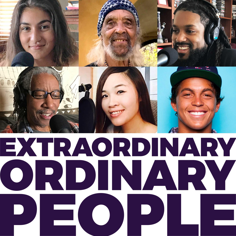 Extraordinary Ordinary People show art