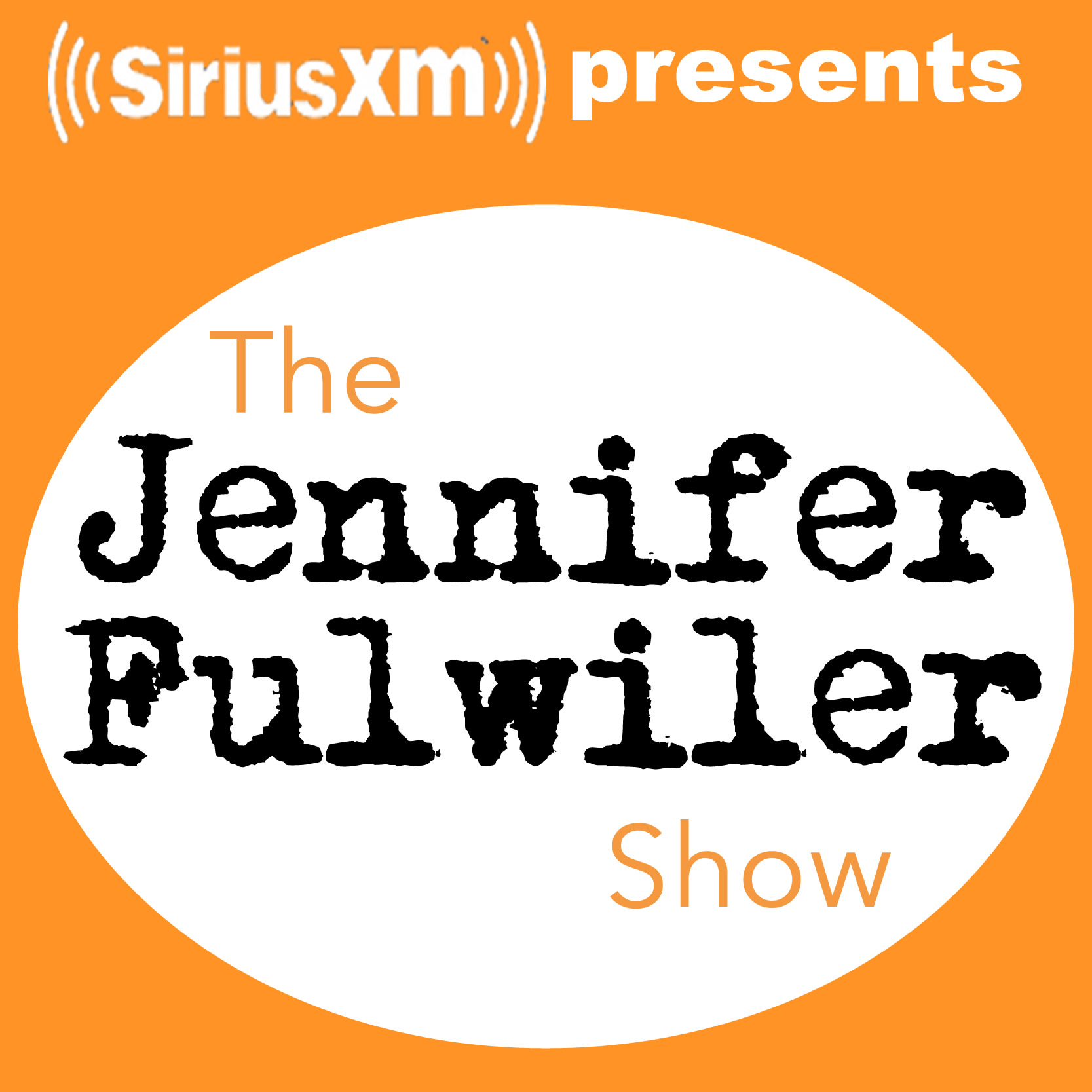The Jennifer Fulwiler Show logo