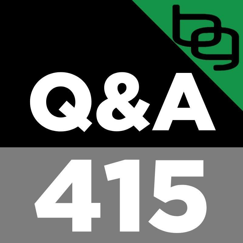 Q&A 415: What Is Ben Greenfield's Current Daily Routine? 13 New Body Hacks, What To Do About Caffeine Sensitivities, Alternatives To Coffee & Much More.