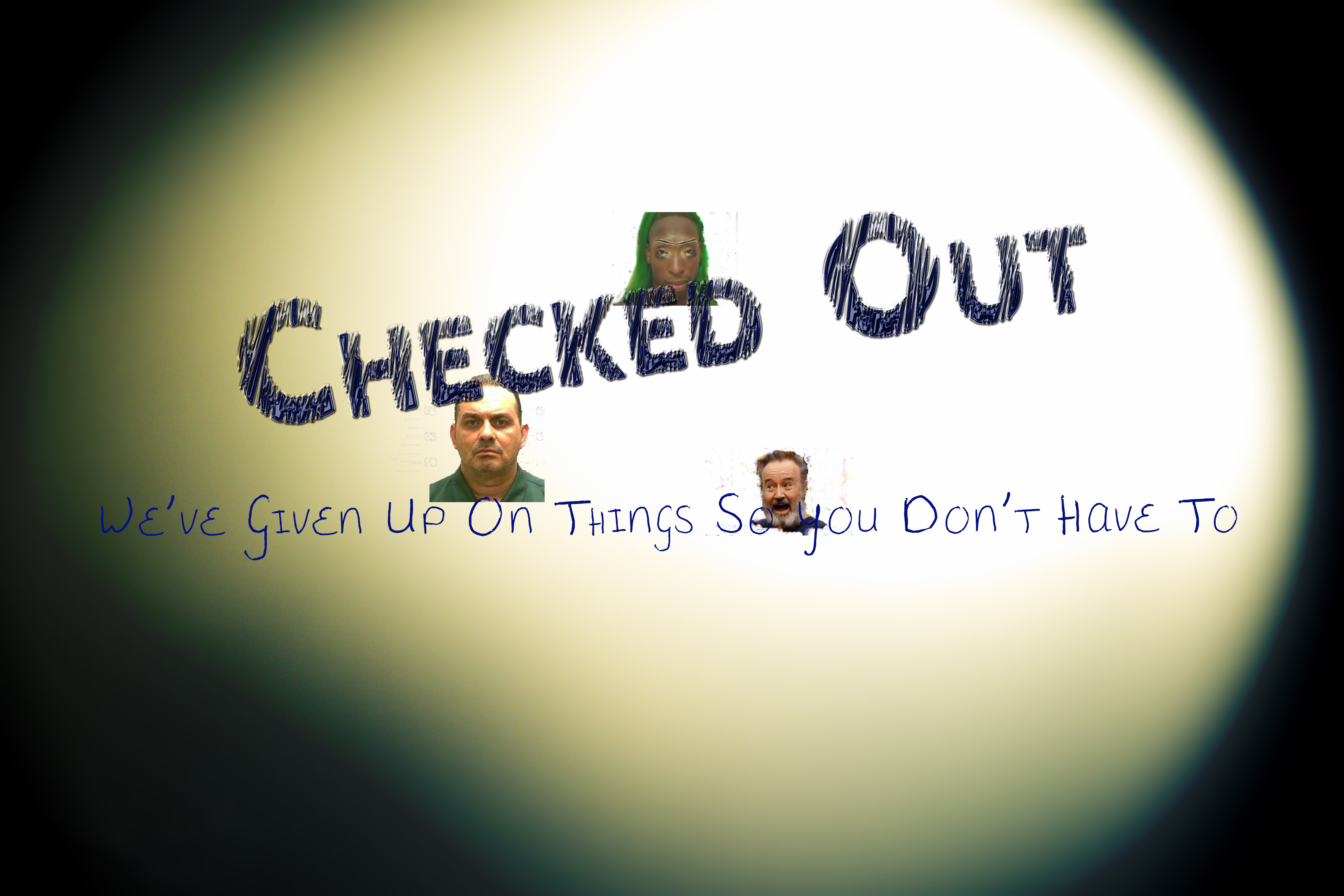 Artwork for Checked Out Episode 208- Fear and Weird News in New Jersey